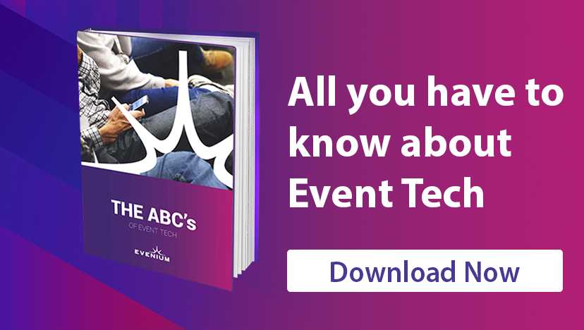 Free eBook - ABCs of Event Tech: All you should know about Event Tech